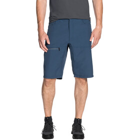 VAUDE Tekoa - Shorts Homme - bleu
